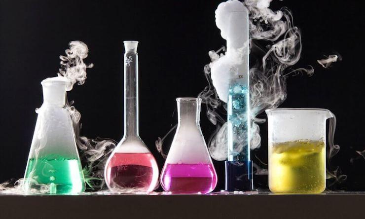 Смеситель для химии