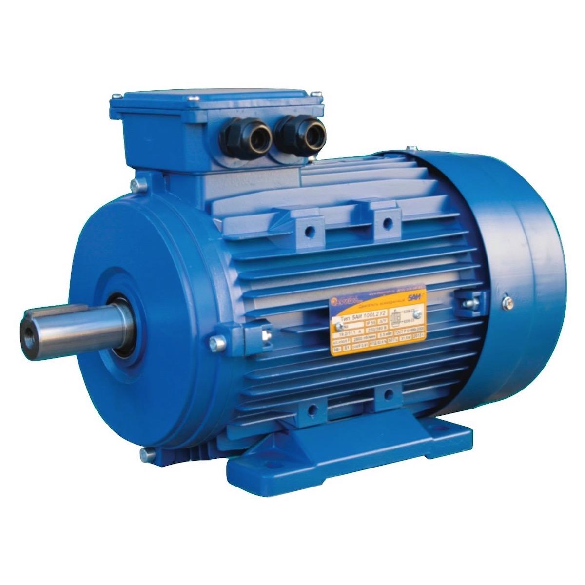 Электродвигатель 0,75 кВт АИР71В4
